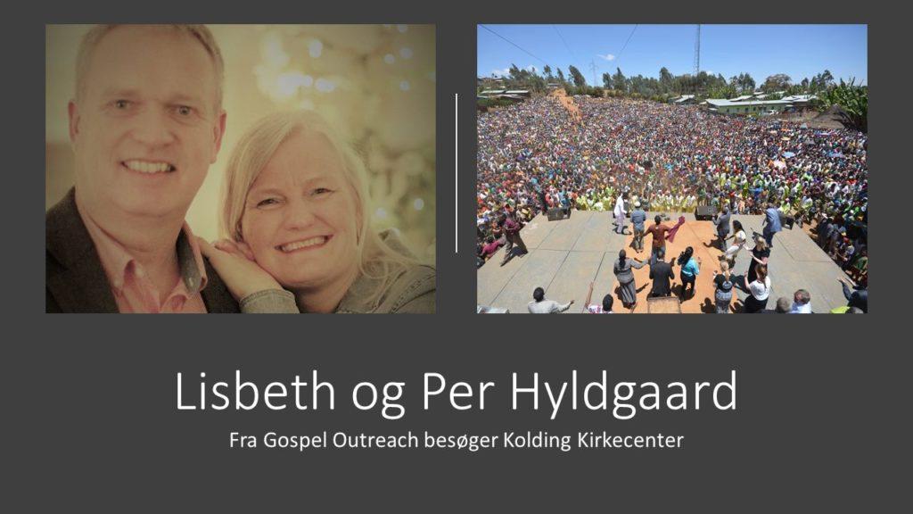 Mød Lisbeth og Per Hyldgaard