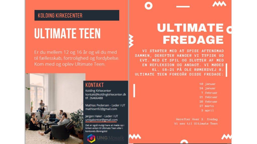 Ultimate Teen og Familienetværk