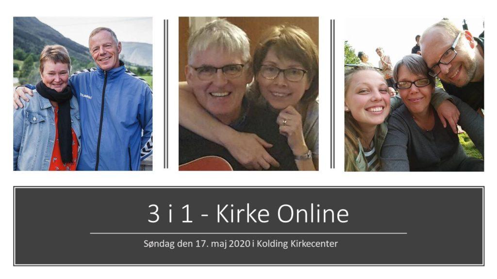 Kirke Online d. 17 maj